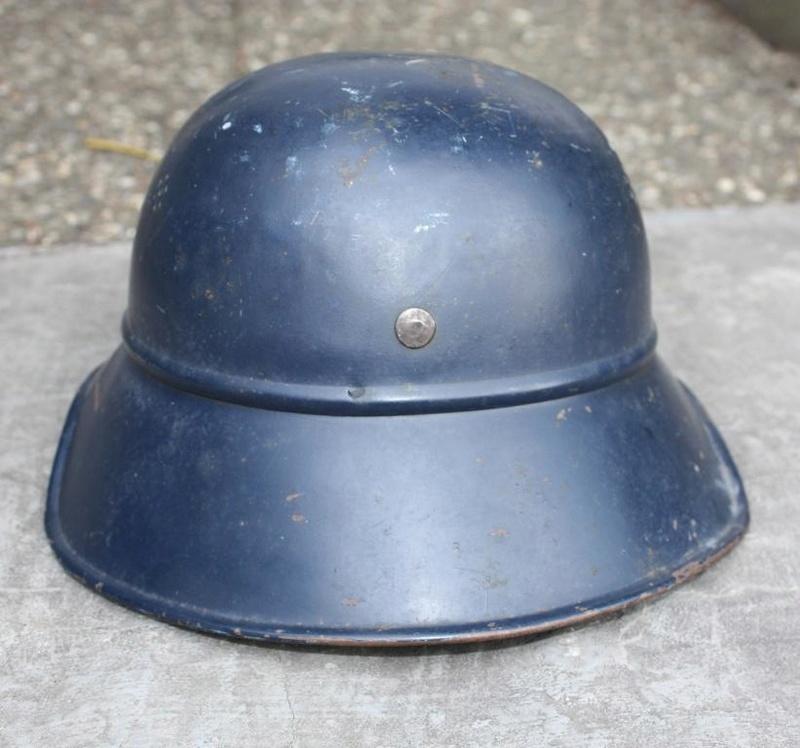 Casque Luftschutz Casqu112