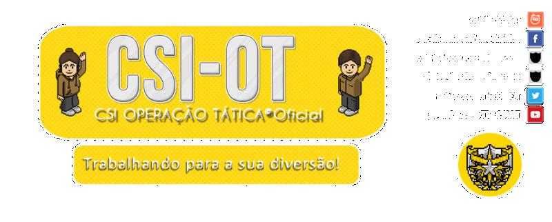CSI OPERAÇÃO TÁTICA HABBLET ® Oficial