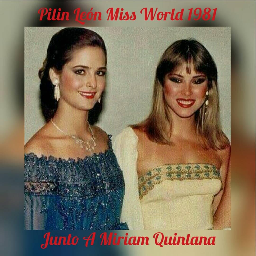 pilin leon, miss world 1981. - Página 4 11934810