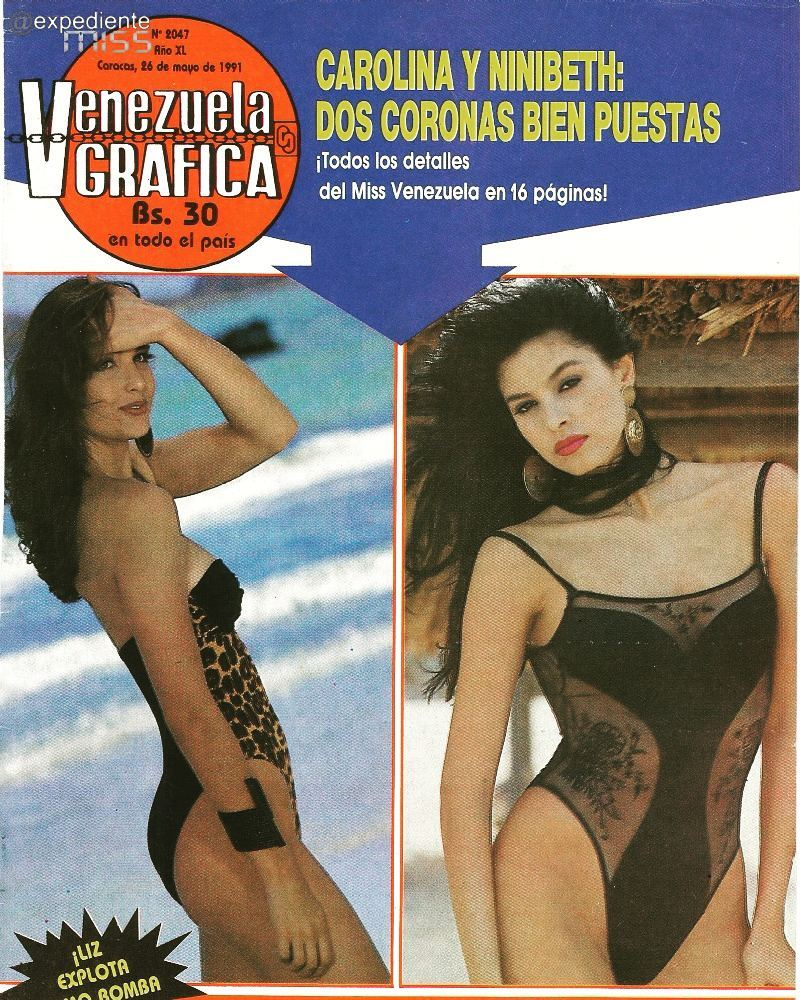 ninibeth leal, miss world 1991. - Página 3 13707310