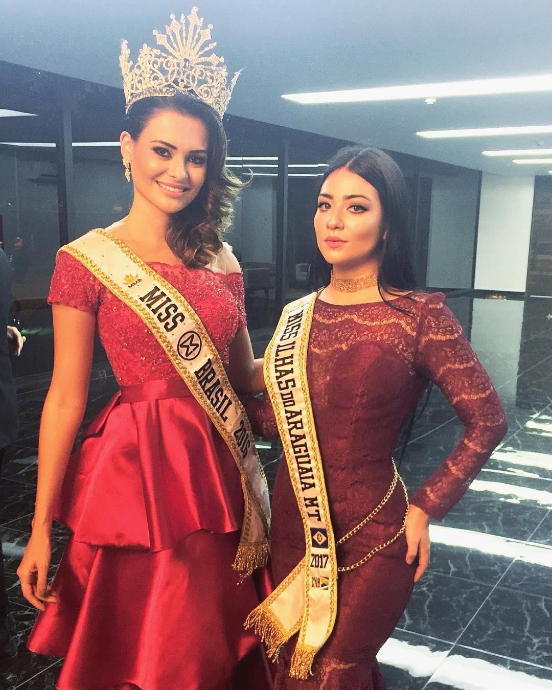 miss araguaia, ilhas (ilhas do araguaia) mundo 2017, quetlin heidrich. - Página 2 17663310