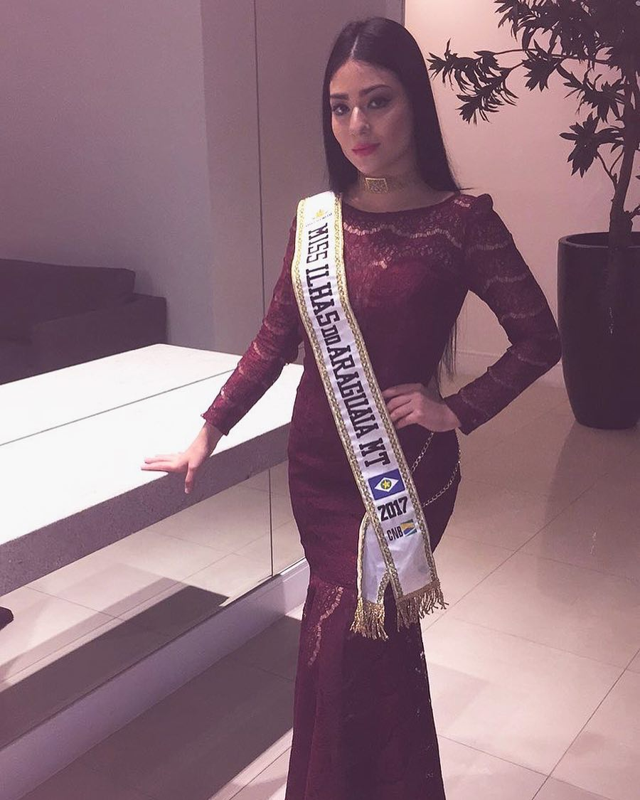 miss araguaia, ilhas (ilhas do araguaia) mundo 2017, quetlin heidrich. - Página 2 17818110