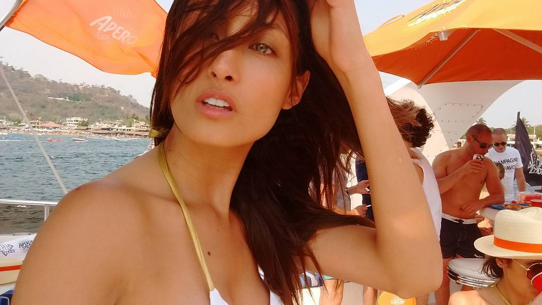 juliana franco, top 16 de miss colombia universo 2020/miss earth water 2017. - Página 2 18011710