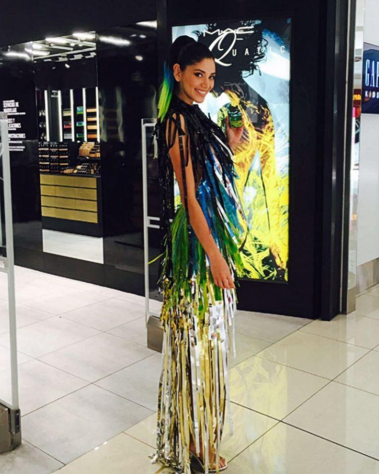 diana rengifo, candidata a miss peru universo 2019/candidata a miss peru universo 2017. 18809010