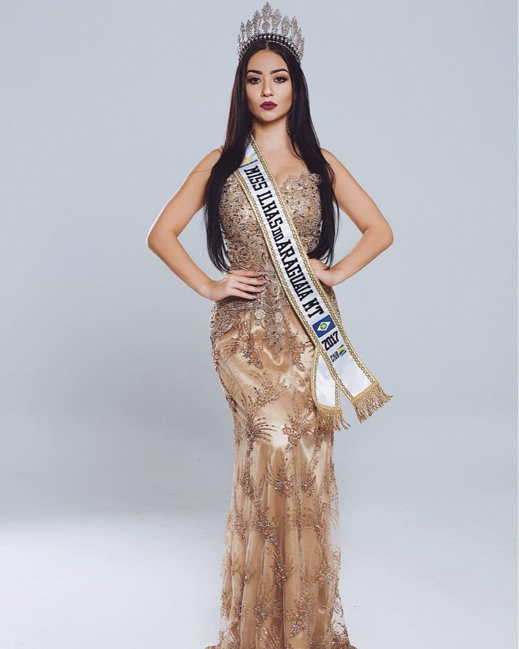 miss araguaia, ilhas (ilhas do araguaia) mundo 2017, quetlin heidrich. 18809610