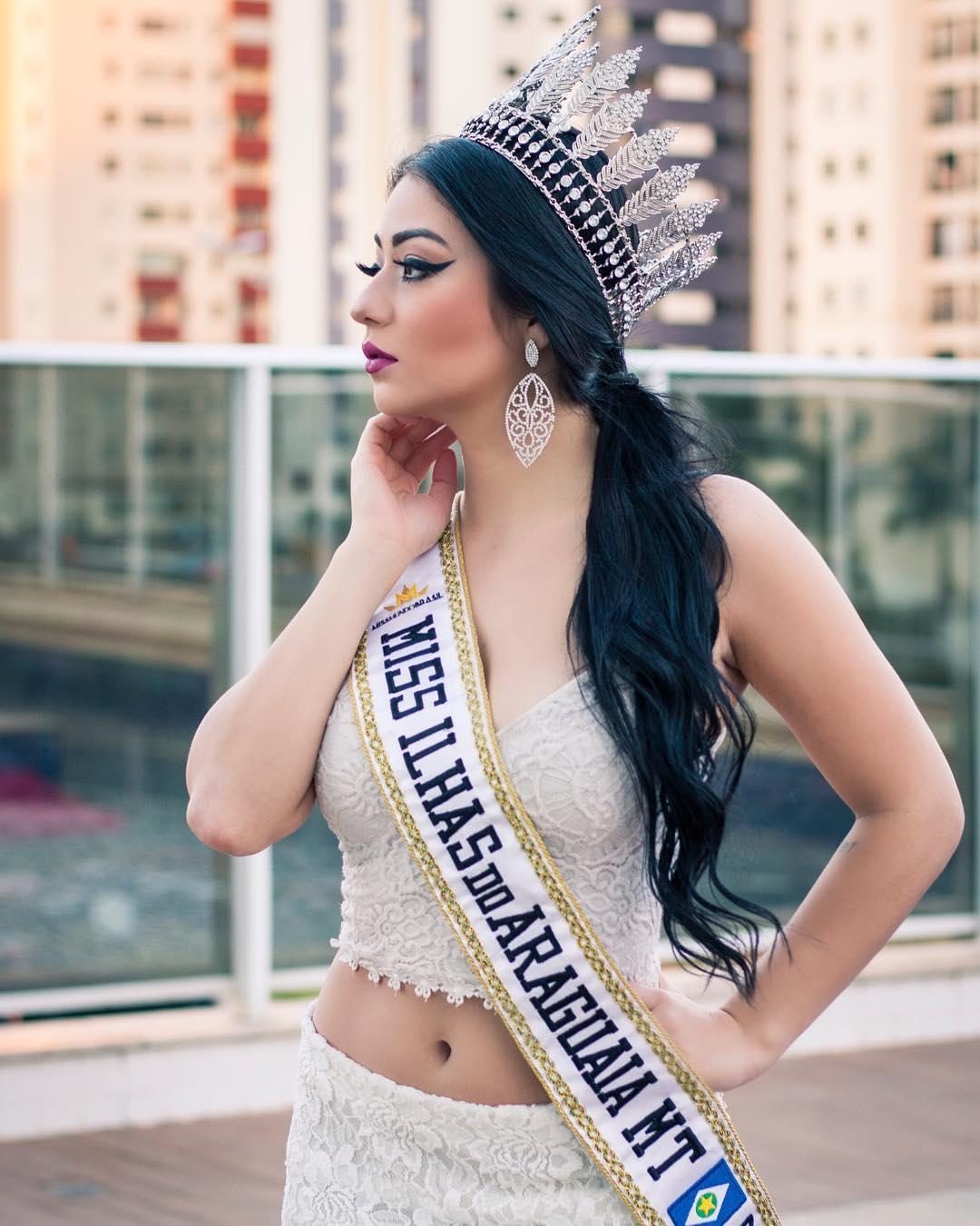 miss araguaia, ilhas (ilhas do araguaia) mundo 2017, quetlin heidrich. 19227210