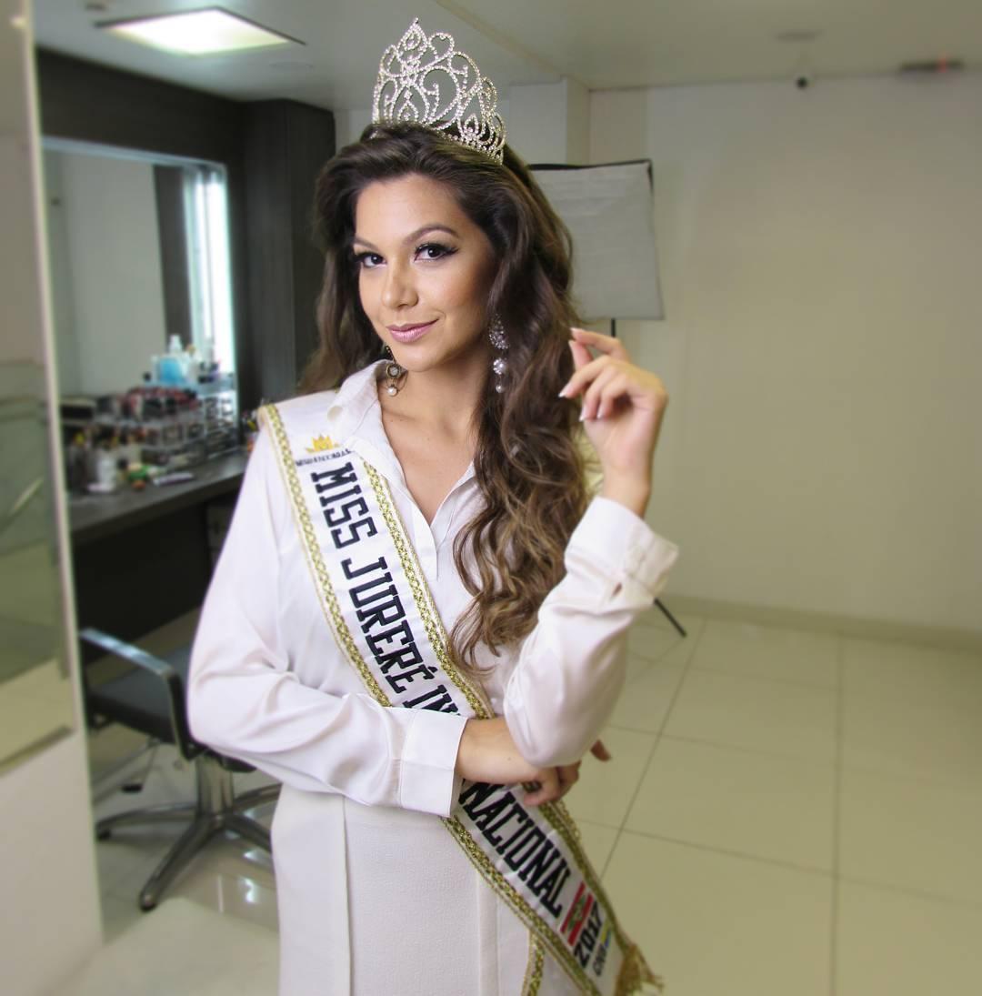 carolina schuler, 3rd runner-up de miss asia pacific international 2019/miss brasil universitaria 2017. - Página 2 19379412
