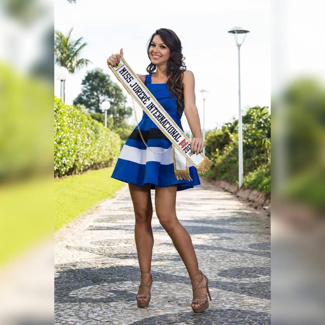 carolina schuler, 3rd runner-up de miss asia pacific international 2019/miss brasil universitaria 2017. 19623310