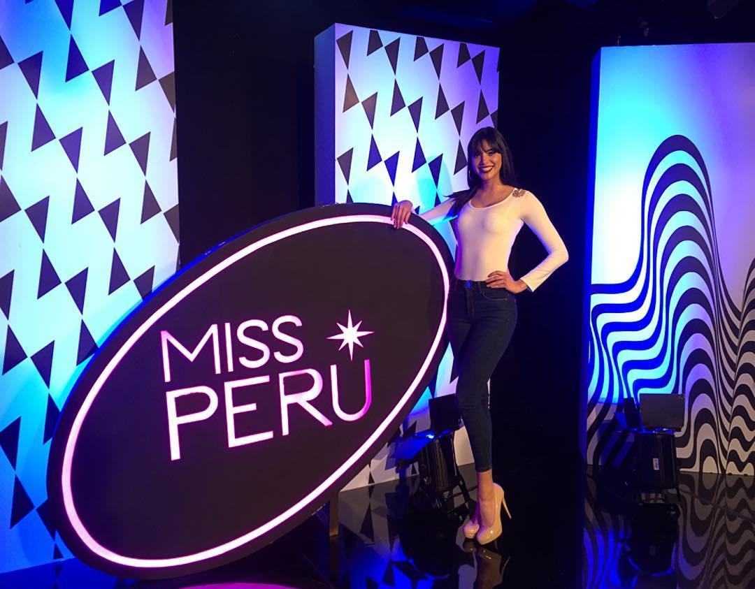 diana rengifo, candidata a miss peru universo 2019/candidata a miss peru universo 2017. 19761510