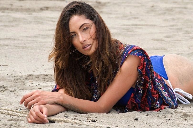 juliana franco, top 16 de miss colombia universo 2020/miss earth water 2017. 19932510