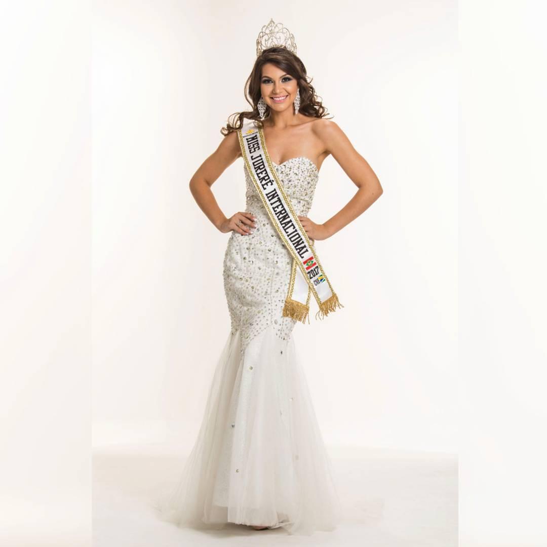 carolina schuler, 3rd runner-up de miss asia pacific international 2019/miss brasil universitaria 2017. 19932611