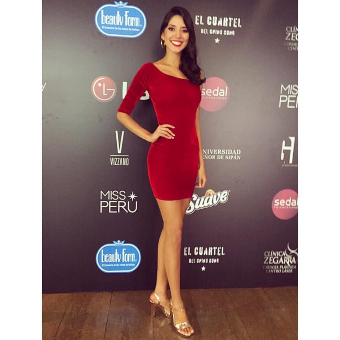 diana rengifo, candidata a miss peru universo 2019/candidata a miss peru universo 2017. 20184210