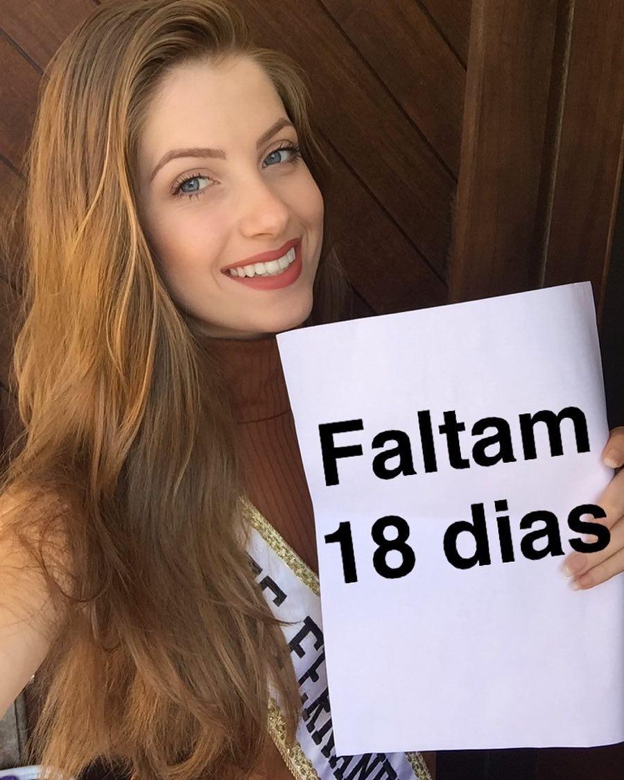 miss fernando de noronha mundo 2017, caroline gross. 20347710