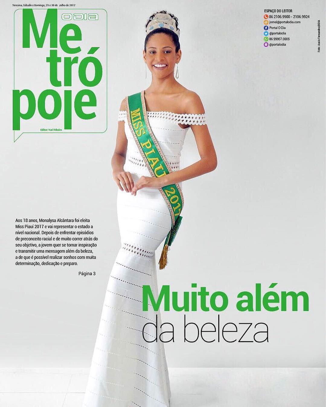 monalysa alcantara, top 10 de miss universo 2017. - Página 2 20481813