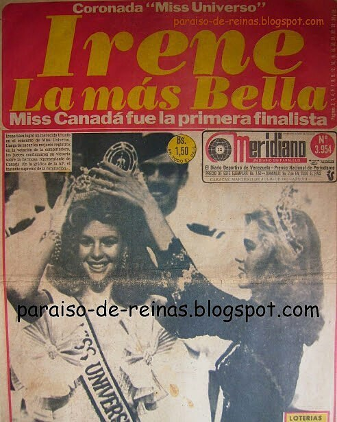 irene saez, miss universe 1981. - Página 3 20582913