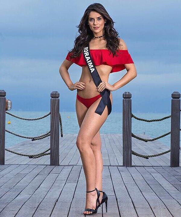 miss continentes unidos 2015: nathalia lago. miss roraima universo 2017. - Página 3 20836811