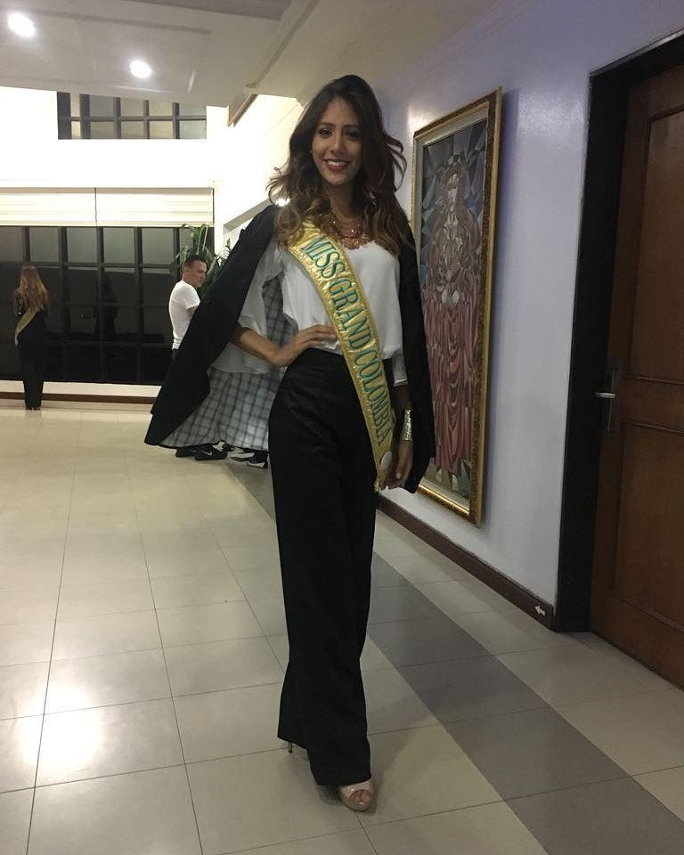 francy castano suarez, miss grand colombia 2017. 21148910
