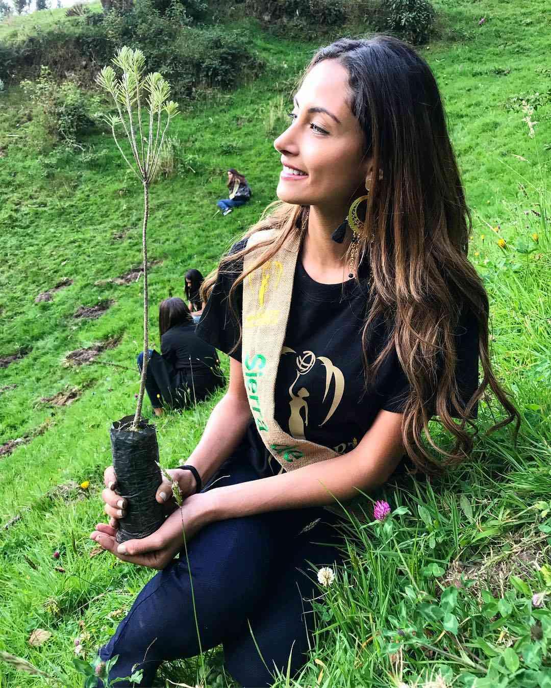 juliana franco, top 16 de miss colombia universo 2020/miss earth water 2017. 21148911