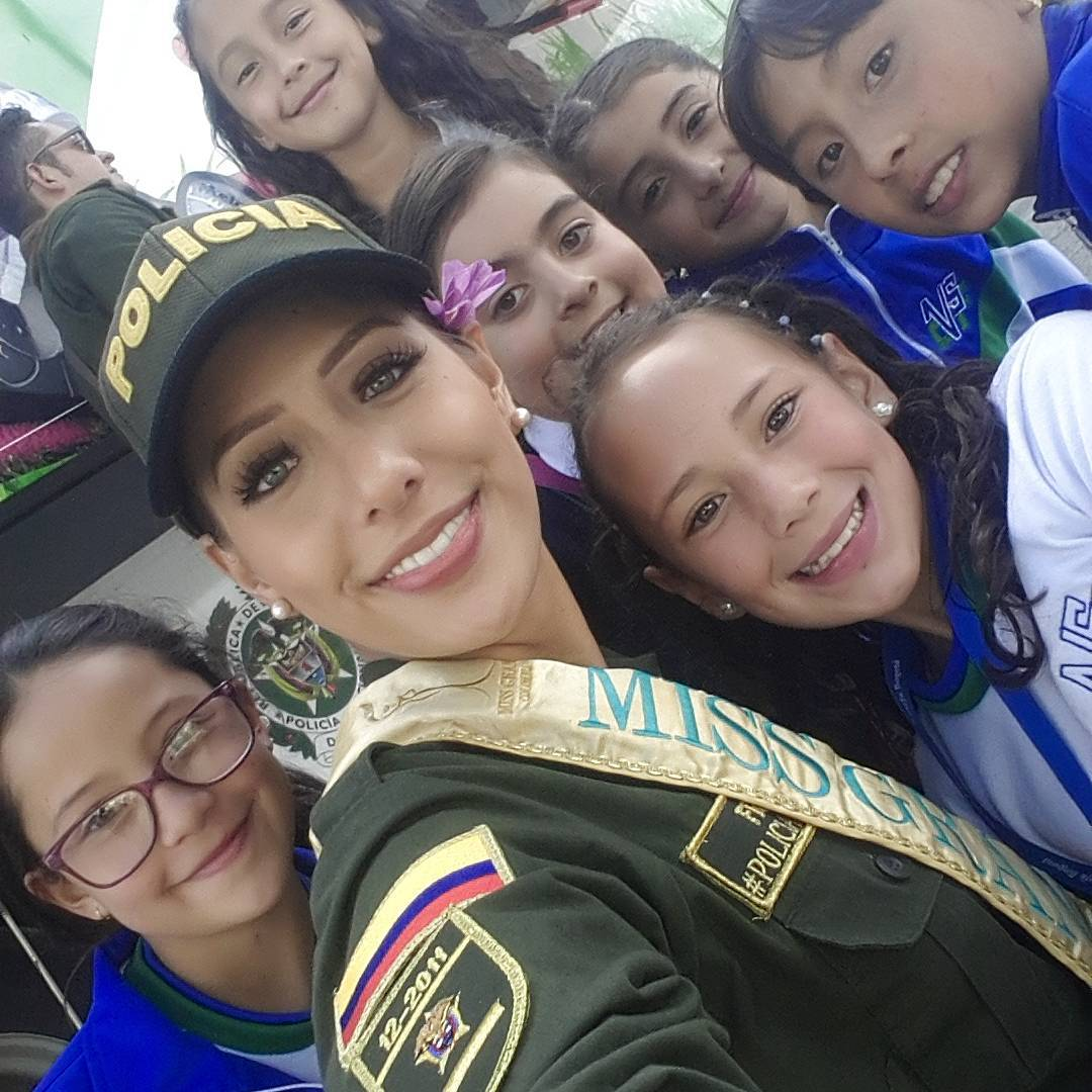 francy castano suarez, miss grand colombia 2017. 21295110