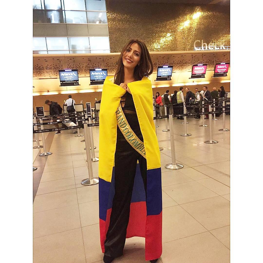 francy castano suarez, miss grand colombia 2017. 22071010