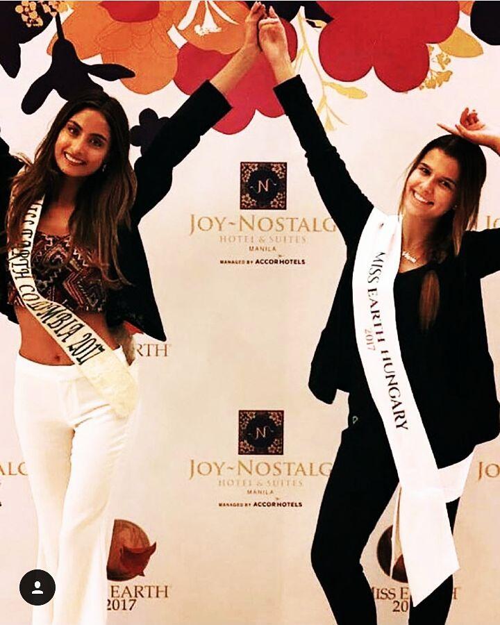 juliana franco, top 16 de miss colombia universo 2020/miss earth water 2017. - Página 5 22158910