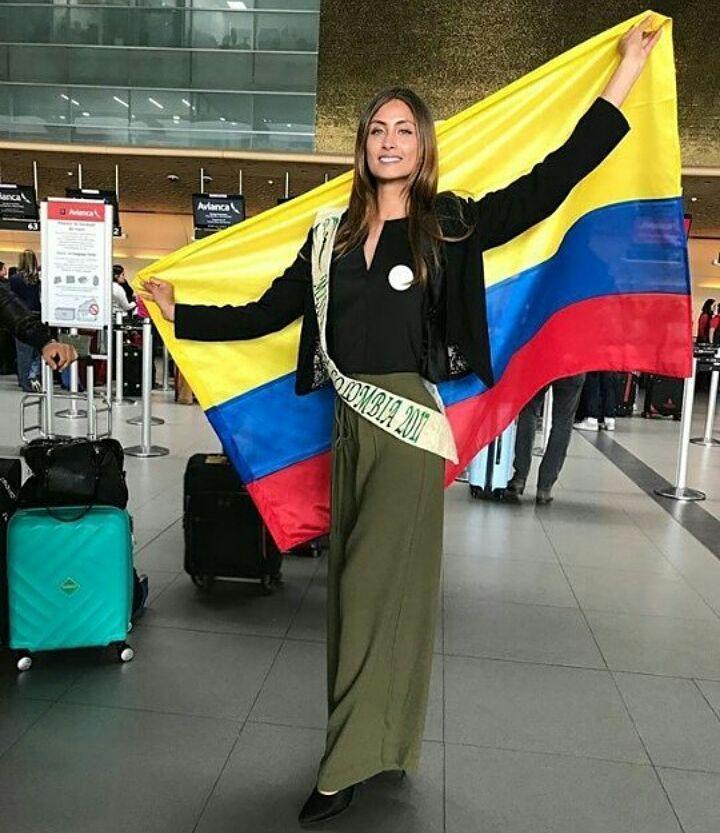 juliana franco, top 16 de miss colombia universo 2020/miss earth water 2017. - Página 4 22220611