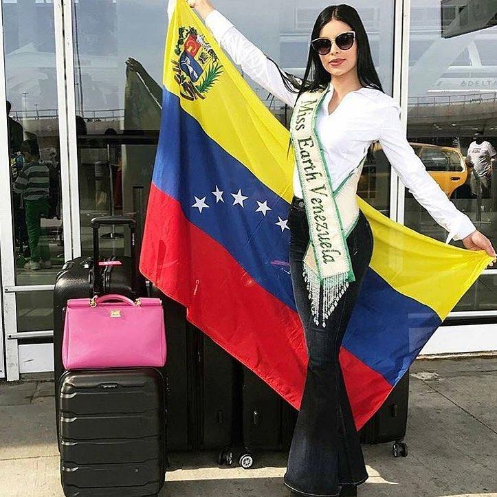 ninoska vasquez, top 8 de miss earth 2017. - Página 2 22220711