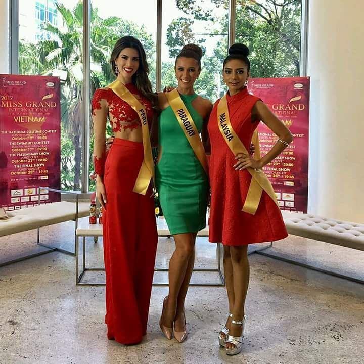 maria jose lora, miss grand international 2017. - Página 3 22220713