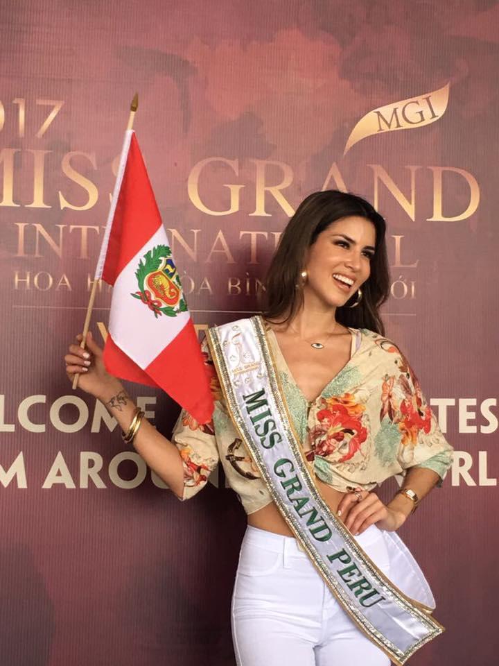 maria jose lora, miss grand international 2017. - Página 2 22221710