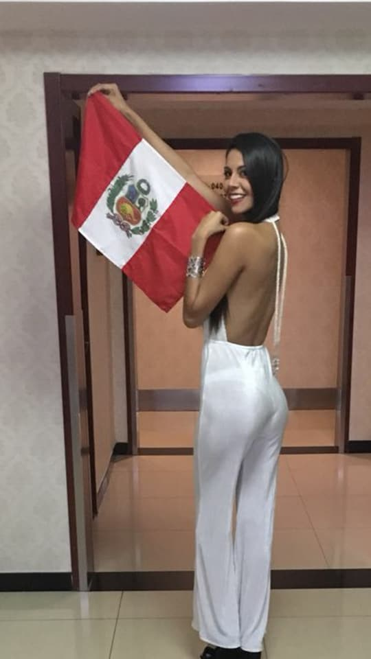 peru, 4th runner-up de miss tourism world 2017. 22228610