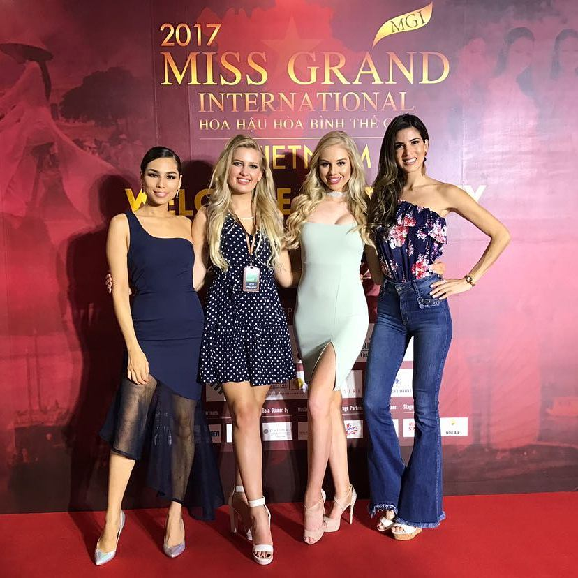maria jose lora, miss grand international 2017. - Página 3 22277711