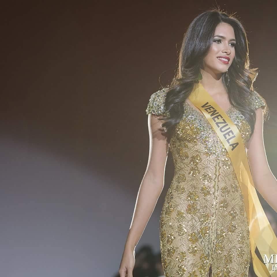 tulia aleman, 1st runner-up de miss grand international 2017. - Página 3 22277812