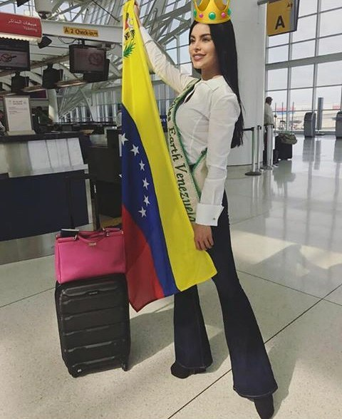 ninoska vasquez, top 8 de miss earth 2017. - Página 2 22277914