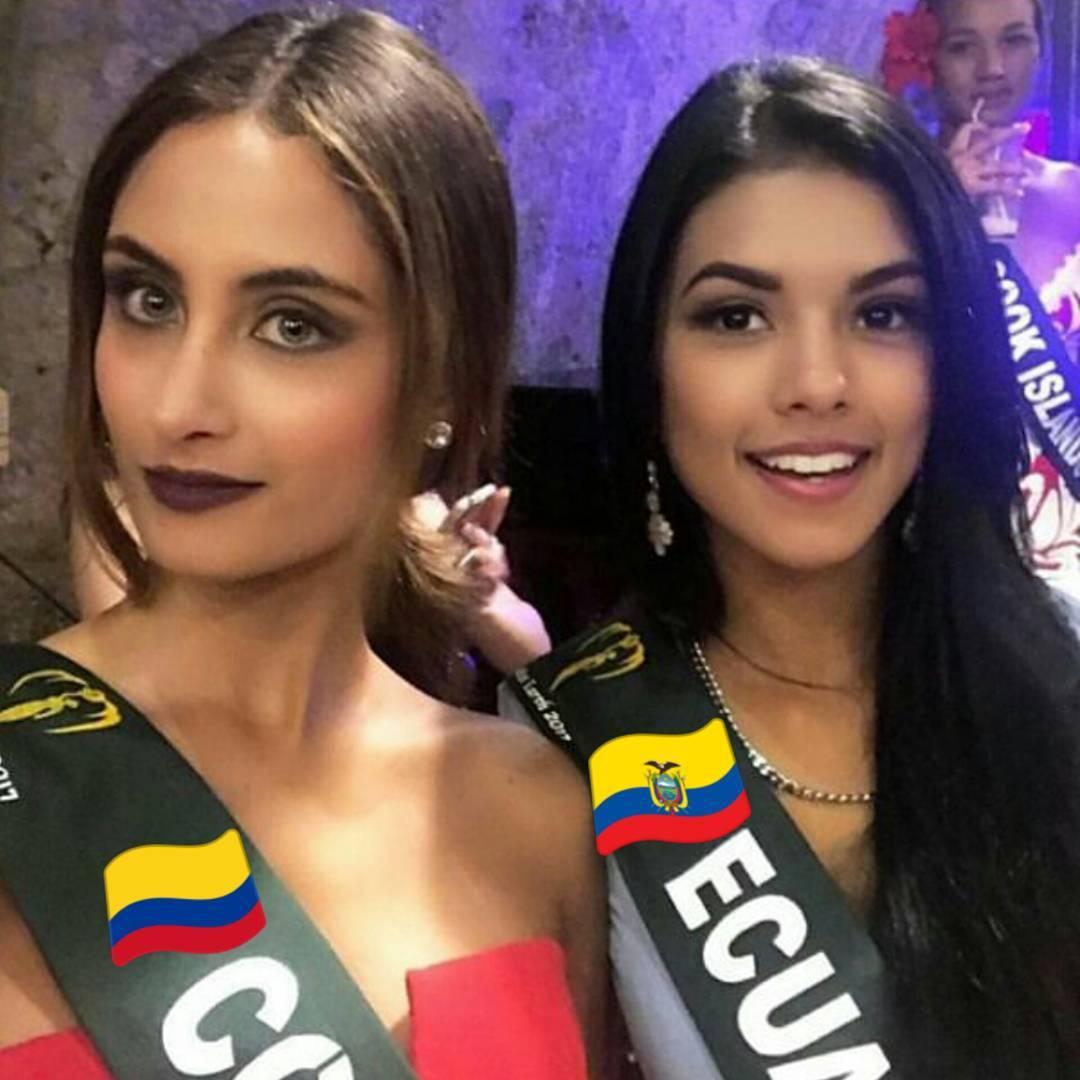 juliana franco, top 16 de miss colombia universo 2020/miss earth water 2017. - Página 4 22280110