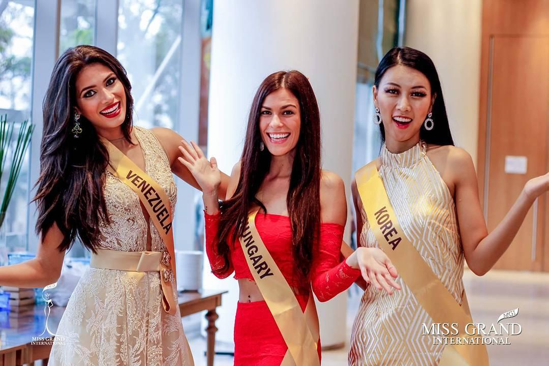 tulia aleman, 1st runner-up de miss grand international 2017. - Página 3 22280710