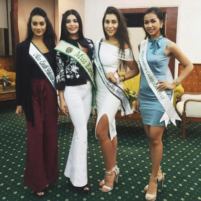 ninoska vasquez, top 8 de miss earth 2017. - Página 2 22345010