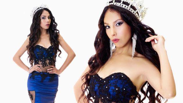Candidata ayacuchana nos representará en Miss Hispanoamerica International 2017 48626710