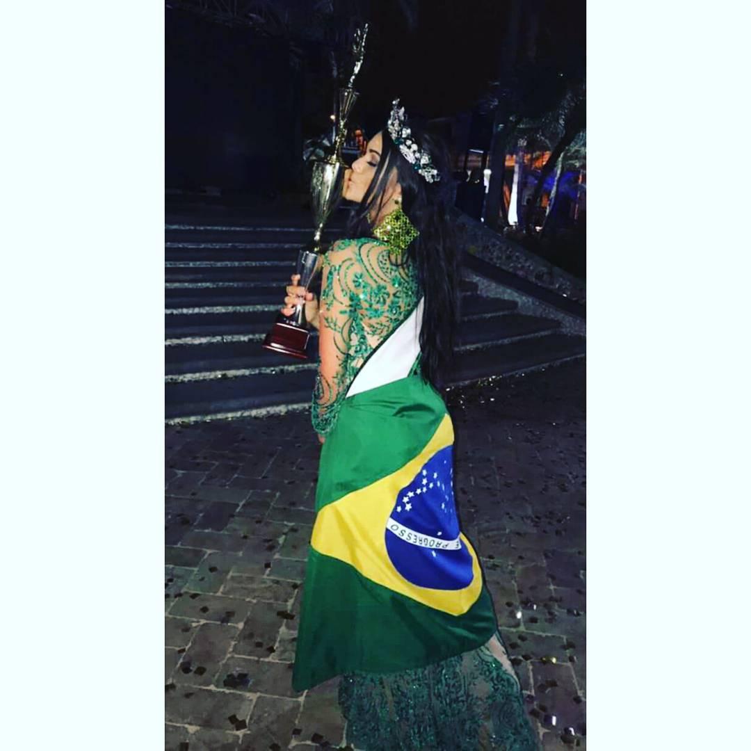 brasil vence miss teen earth international 2017. Av3hc910