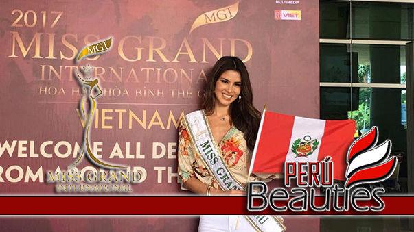 maria jose lora, miss grand international 2017. - Página 2 Majo2b10