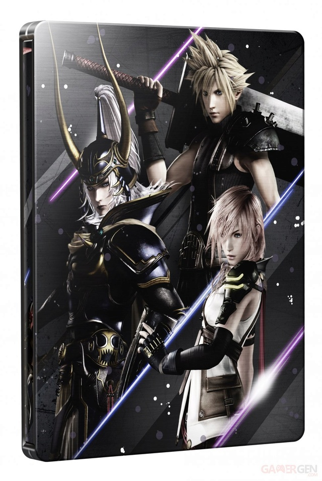Dissidia Final Fantasy NT PS4 Ultimate Collector Dissid10
