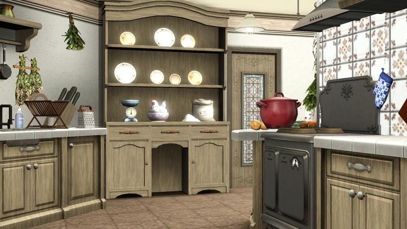 Galerie de Ptitemu : quelques maisons. - Page 23 Cuisin11