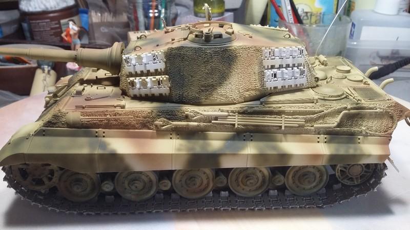 tiger - king tiger Ausf b de chez ZVEZDA  20170811