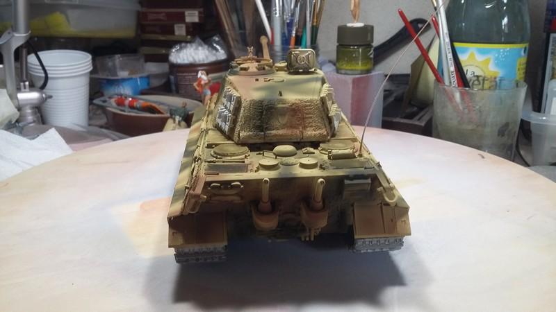 tiger - king tiger Ausf b de chez ZVEZDA  20170814