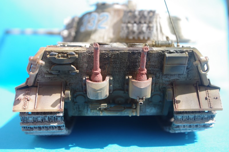tiger - king tiger Ausf b de chez ZVEZDA  - Page 2 Imgp4312