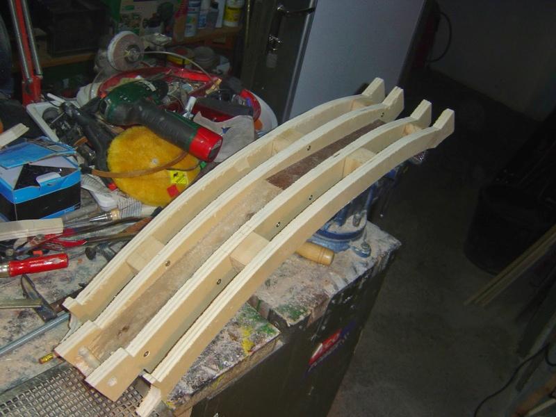 fabrication etape par étape de mon droideka Droide31