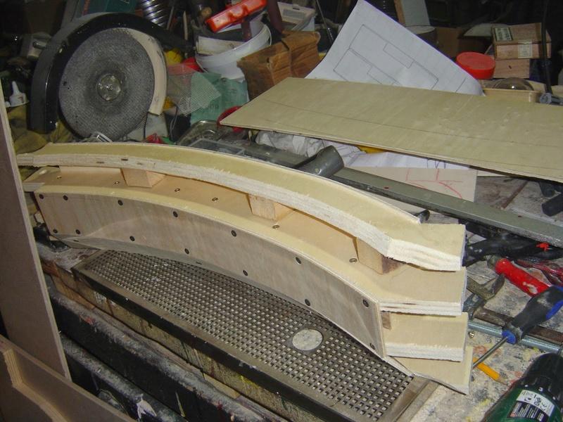 fabrication etape par étape de mon droideka Droide33