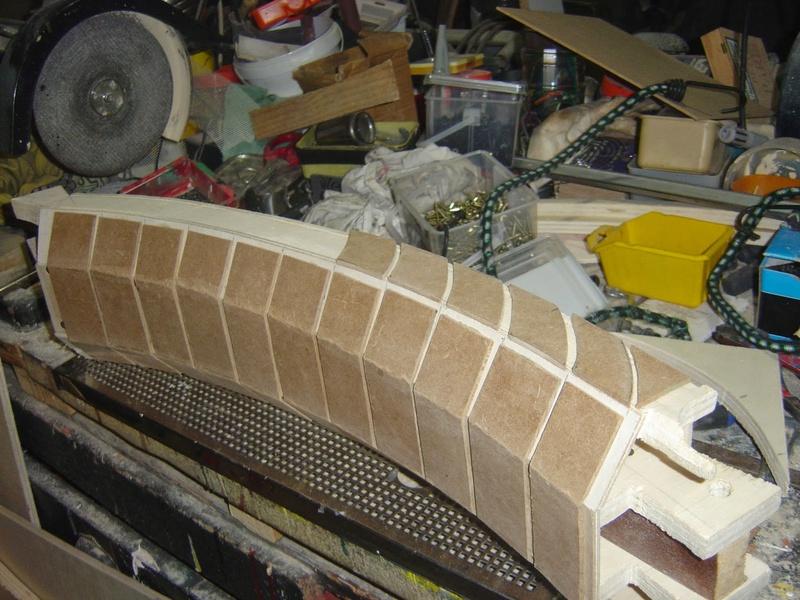 fabrication etape par étape de mon droideka Droide36