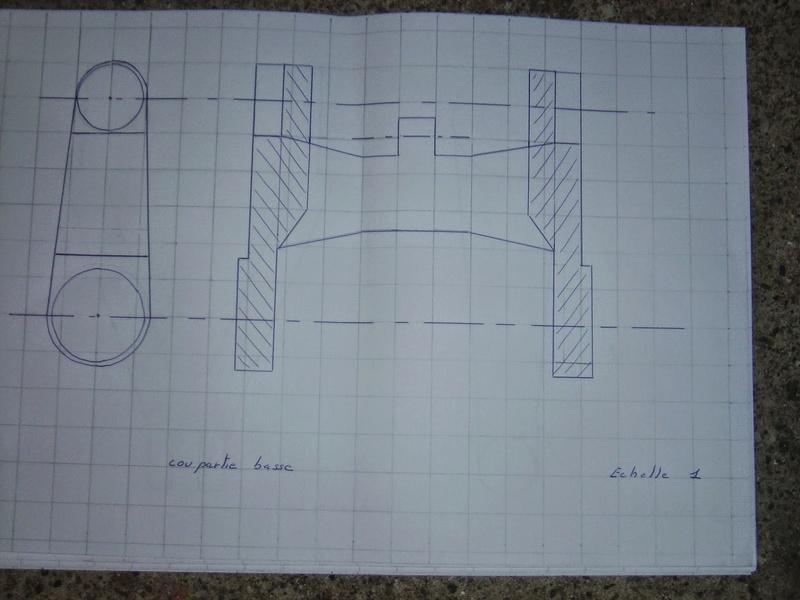 fabrication etape par étape de mon droideka Droide41