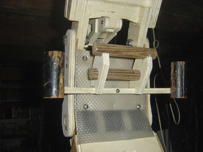 fabrication etape par étape de mon droideka Droide46