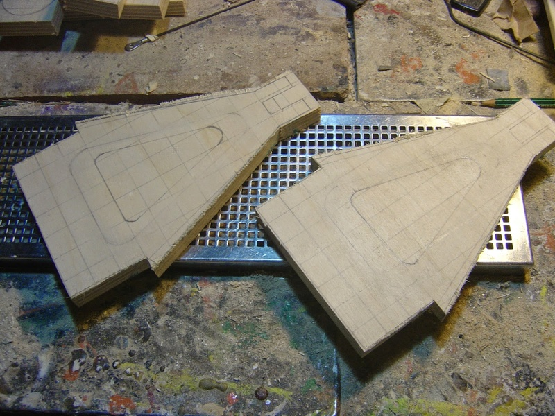 fabrication etape par étape de mon droideka Droide49